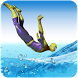 Super Hero World Swimming Tournament by Cipher Coders