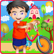 My Bike Ride 3D by Princess Pet & Kids games
