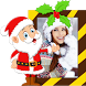 Santa Claus Photo Frames by Style Apps