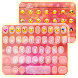 Soap Bubbles Emoji keyboard by Kitty Emoji Keyboard Design