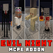 Evil Night Addon Minecraft Mod by Domino Apps