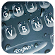 Rain Drop Keyboard Theme by Super Cool Keyboard Theme