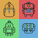 Backpack Challenge Game! by Elias Lampietti