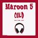 Maroon 5 Songs Cold ft. Future by KototuoLumin