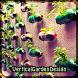 Vertical Garden Design by mary jenkins