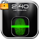 Fingerprint Lock Screen Prank by Mamba Apps