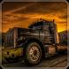 Racing on trucks by lenarsmaom