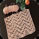 crochet pattern lace by Danikoda