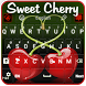 Sweet Cherry Keyboard by Luna Themes