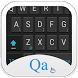 Simple Dark Cyan for TouchPal by Qoarth