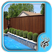 Wood Pool Fence Design by Spirit Siphon
