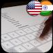 keyboard hindi and english typing by CrazyAppsuk