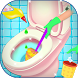 Bathroom Clean Up & Makeover by Honey Badger Apps