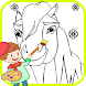 Learn Paint for Spirit Stallion Fans by GoColoring Art Design Apps