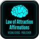 Law of Attraction Affirmations by Visualicious Publisher