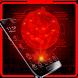 3D Neon Neat Tech Launcher by Launcher Design