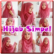 Hijab Segi Empat Simpel Remaja by Tsaqiif Inc