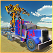 X Ray Robot Transport Truck by Brilliant Gamez