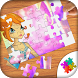 Puzzle For Winx by Color Paint