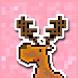 Reindeer Antlers by LonghairDSK