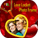 Love Locket Photo Frame by PSL Photo Frame Editor Maker