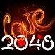 Love 2048 by HongMainSoft