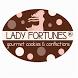 Lady Fortunes Gourmet Cookies by Kirk Watari