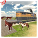 Cargo Train Animal Transporter by Gamelord