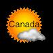 Weather Condition In Canada by Nicolas Delattre