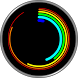 Rainbow Watch Face by Peter Macgregor