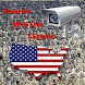America(USA) Live Web Cameras by Serhat C.