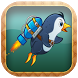 super penguin flight flapy air by finger app