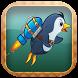 super penguin flight flapy air by finger app