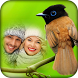 Lovely Bird Photo Frames by GNSN Soft. App