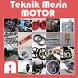 Teknik Mesin Motor by akutresno