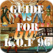 Guide(for King of Fighters 96) by VGames Inc.