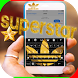 New Gold adidas keyboard theme by the best app ladoucha