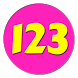 123 Crazy OneTwoThree Puzzle by mobprem studios