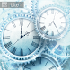 FREE Ice world time clock HD by Mzemo