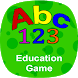 Kids Education Game : All in 1 by RC Multimedia