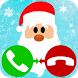 fake call Christmas by TenAppsAndGames