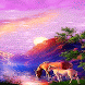 Thirsty Horses Live Wallpaper by Daksh Apps