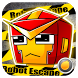 Robot Escape by Gamrek