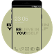 Quote of the Day Theme: Believe in YOU Wallpaper by Mobo Theme Apps Team