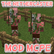 The NetherCaster Mod MCPE by QueenXGames