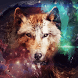 Wolf Leader by Launcher phone theme