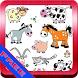 Animals Farm Sounds by Flower Power Games