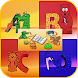 Funny Letter Game for Kids by Schwapfplay