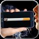 Smoking virtual cigarette by Fun4Everyone