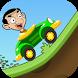Mr Pean Hill Climb Racer by The Million
